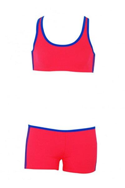 Kom Kız Çocuk Sporcu Bikini
