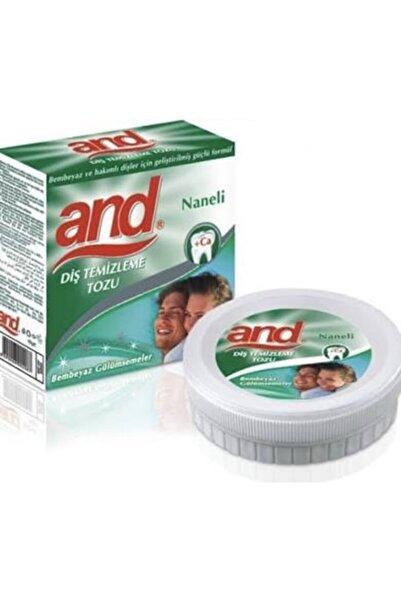 Oral-B And Dıs Tozu Nane 40gr