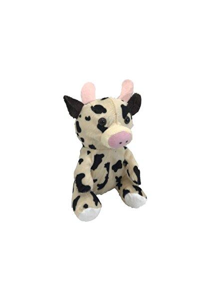 StuffedToys Sevimli Peluş Inek 20cm