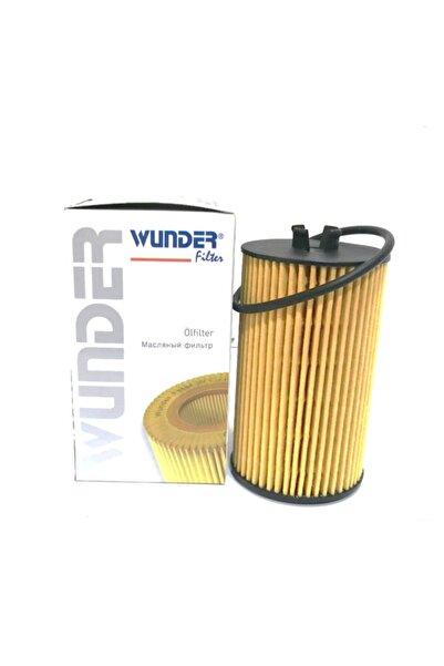WUNDER Opel Astra H (z14xep-a16xer-z16xer) Benzinli Yağ Filtresi ()