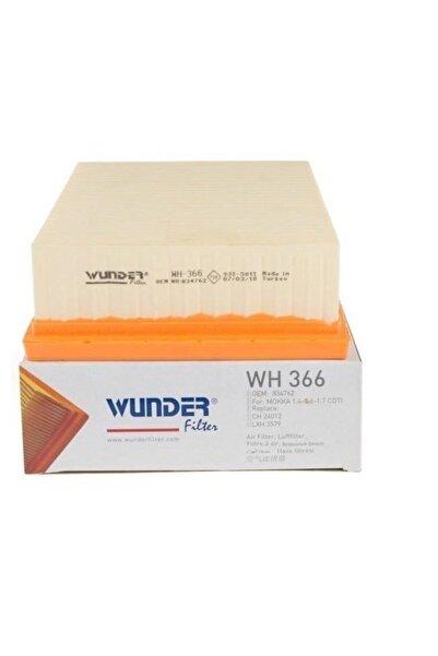 WUNDER Chevrolet Trax Hava Filtresi ()