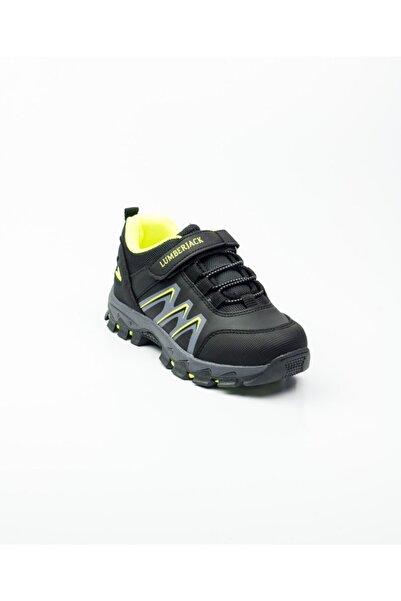 lumberjack UNDER Siyah Erkek Çocuk Yürüyüş Ayakkabısı 100564839