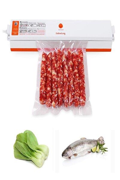 Freshpackpro xinbaolong Xinbaolong Ev Tipi Elektrikli Vakum Makinesi - 15 Torba Hediye