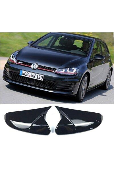 autovision Volkswagen Golf 7 Batman Yarasa Ayna Kapağı Piano Black