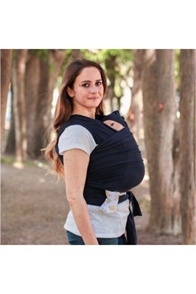Neko Lacivert Esnek Wrap Sling Kanguru Bebek Taşıma