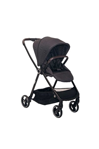 Kanz Y-go Siyah Bebek Arabası