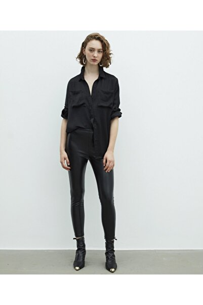 MISS IPEKYOL Kadın Siyah Pantolon