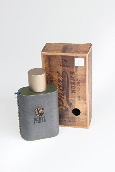 Phazz Brand Ph9000 Erkek Parfümü Grey