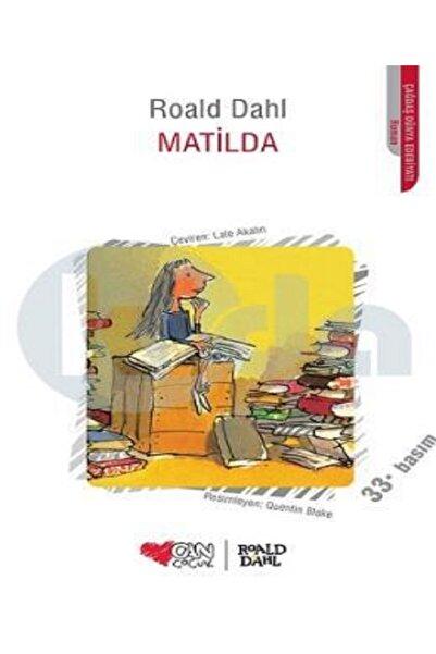 Can Çocuk Yayınları Matilda (roald Dahl ) /