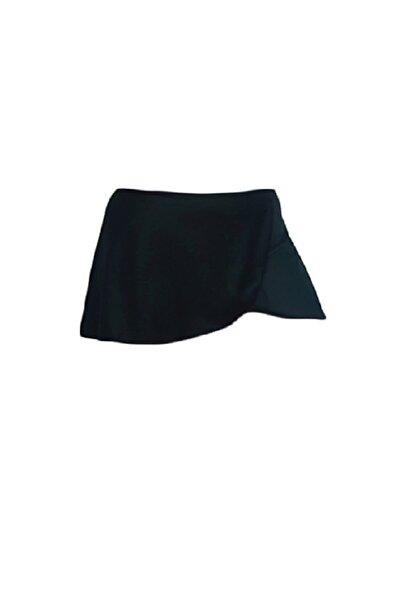 Astra Kadın Siyah Vary Anvelop Bale Eteği