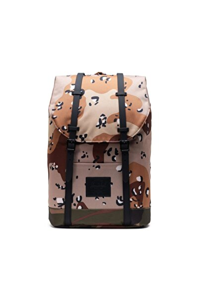 Herschel Supply Co. Herschel Sırt Çantası Retreat Desert Camo/woodland Camo
