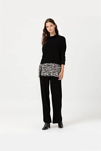 SEÇİL Scl Bayan Pantolon 3080 Siyah