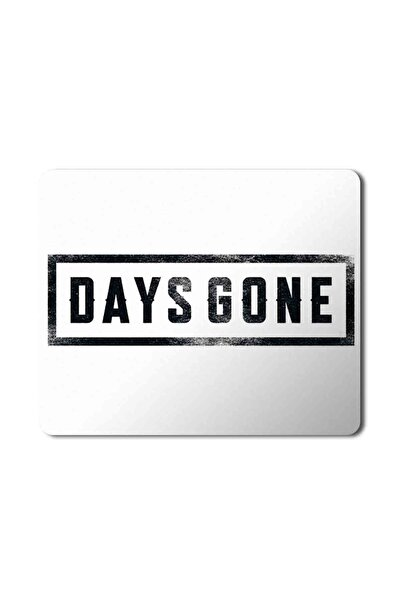 MET DESİGN Days Gone 3 Mouse Pad Mousepad