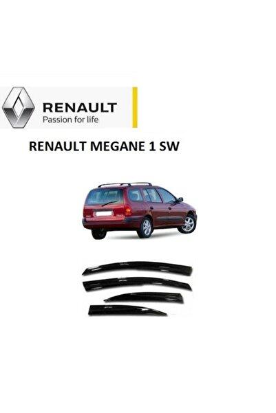 Boss Renault Megane 1 Sw Cam Rüzgarlığı - Mugen 4 Parça