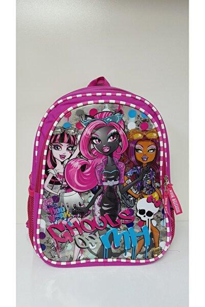 Ümit Monster High İlkokul Sırt Çantası