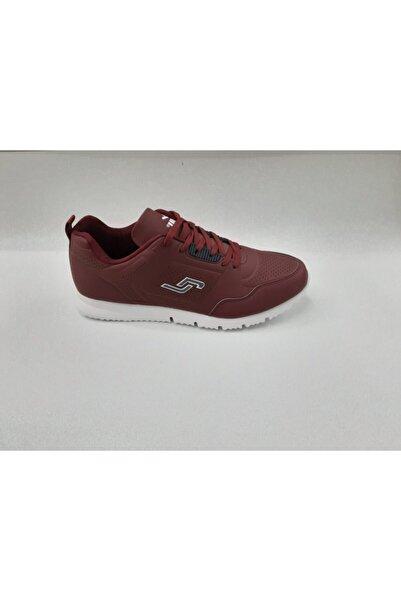 Jump Unisex Bordo Yürüyüş Ayakkabısı