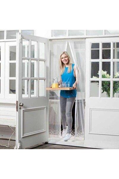 Ricardo Faytek Mıknatıslı Pencere Kapı Sinekliği Sineklik Tülü Perde (105cm X 205cm)