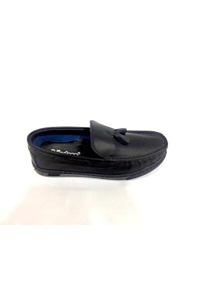Vicco Erkek Siyah Klasik Ayakkabı