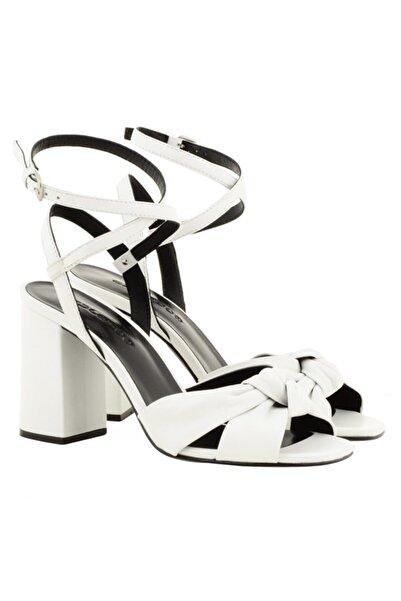 Nursace Kadın Beyaz Ayakkabı A60018