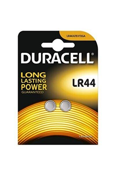 Duracell Lr44 1 5 V Düğme Pil 2'li Paket