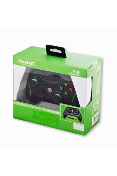 OEM Dobe Xbox One Kablolu Controller Gamepad Oyun Konsolu