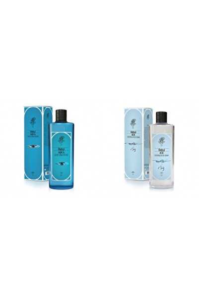 Rebul Aqua + Ice 270 Ml Cam Şişe Set