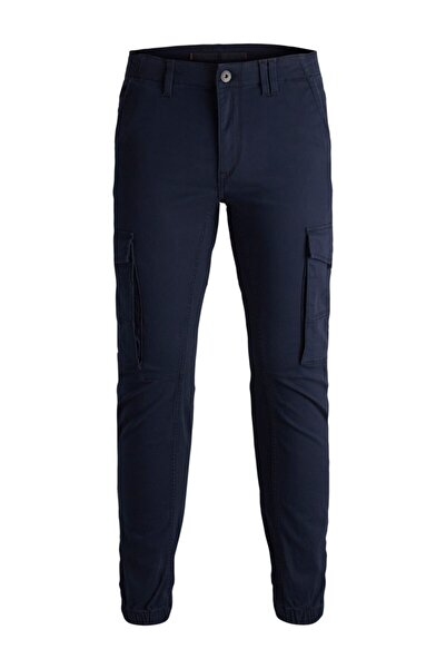 Jack & Jones Erkek Lacivert Pantolon