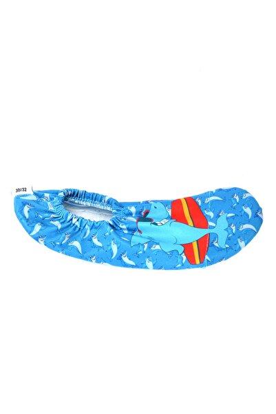 IGOR Havuz Kız Erkek Çocuk Deniz Ayakkabısı Newborn Naq4011 Aqua