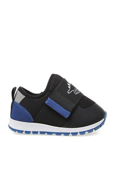 Mammaramma Erkek Bebek Siyah Yürüyüş Ayakkabısı Boyner