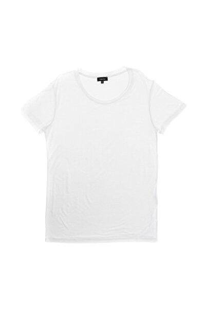 Fabrika Kadın Beyaz Tişört 504498173 Boyner