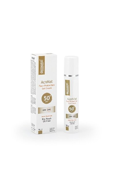 Acne Mat Face Protection Gel Cream Spf50 Skt:03/2021