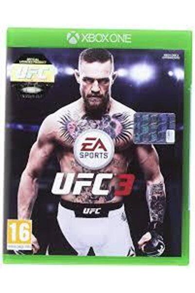 EA Ufc 3 Sıfır Xbox One Oyun