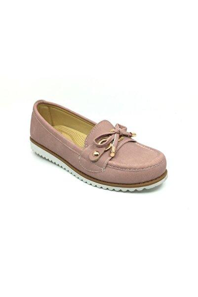 Taşpınar Kadın Pembe Yazlık Ayakkabı