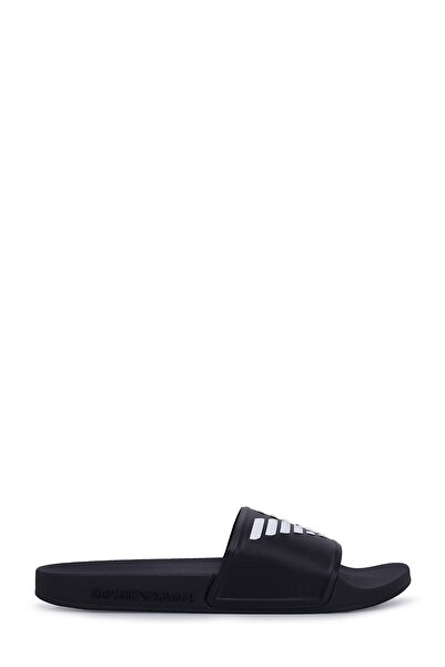 Emporio Armani Kadın Siyah Terlik Terlik X3ps03 Xl828 A120