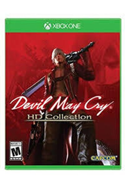 MICROSOFT Devil May Cry Hd Collection Xbox Oyun