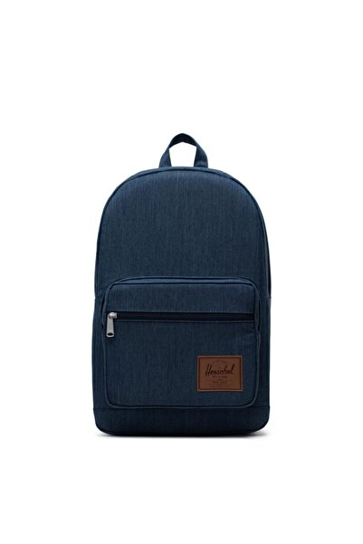 Herschel Supply Co. Herschel Sırt Çantası Pop Quiz Indigo Denim Crosshatch