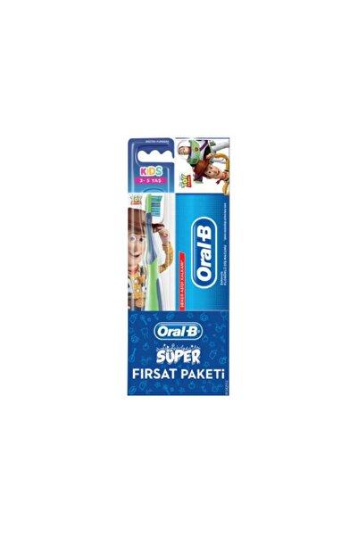 Oral-B Kids Toy Story Diş Macun 75ml + Fırça Fırsat Paketi