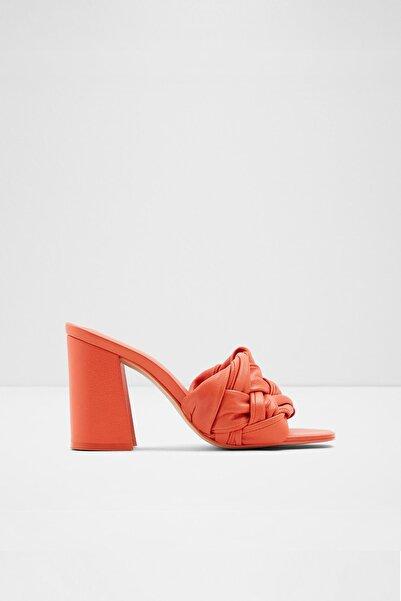 Aldo Kadın Kırmızı Topuklu Terlik