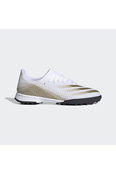 adidas X GHOSTED.3 TF J Beyaz Erkek Çocuk Halı Saha Ayakkabısı 101117788