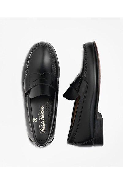 BROOKS BROTHERS Erkek Çocuk Siyah Ayakkabı