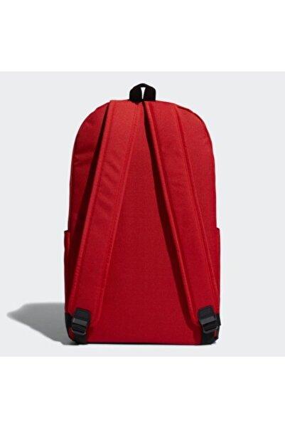 adidas Ge6159  Unisex Kırmızı Büyük Boy Okul/sırt Çantası