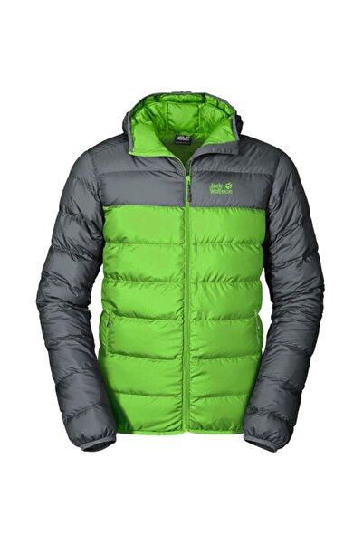 Jack Wolfskin Erkek Yeşil Mont