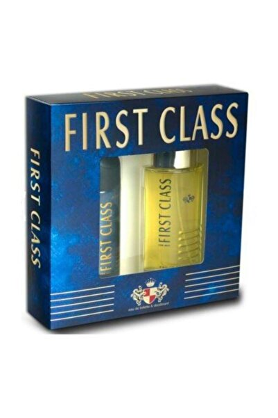 First Class For Men Edt 100ml Erkek Parfüm Seti 051028