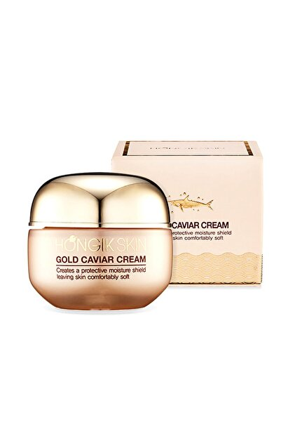 Bergamo Hongik Skin Bird's Gold Caviar Special Premium Cream ( Çil Ve Leke )