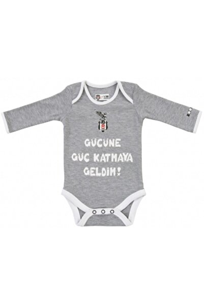 Beşiktaş Uzun Kol Bebek Zıbın