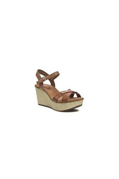 CLARKS Kadın Kahverengi Ayakkabı