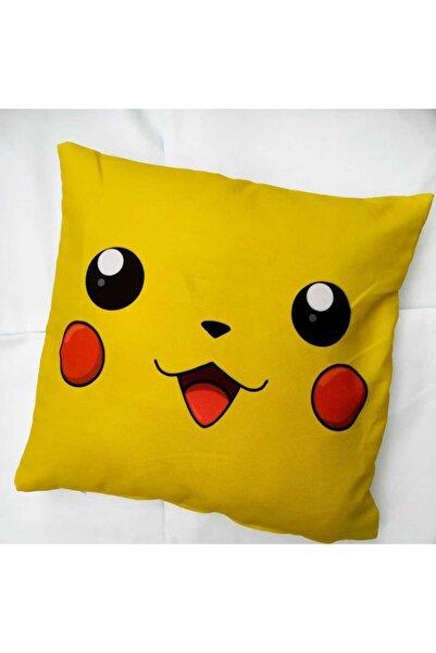 Köstebek Pikachu Yastık