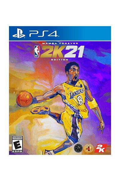 2K Games NBA 2K21 Mamba Forever Edition PS4 Oyun