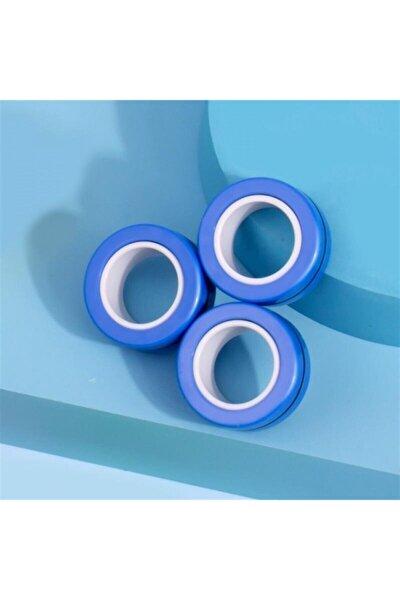 doop Mavi Stres Yüzüğü