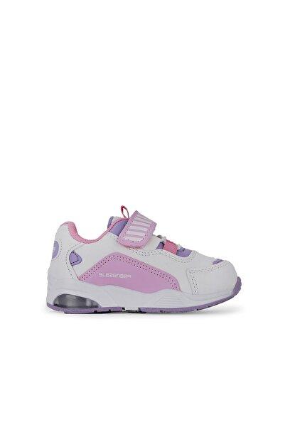 Slazenger Rody Spor Çocuk Ayakkabı Beyaz / Pembe